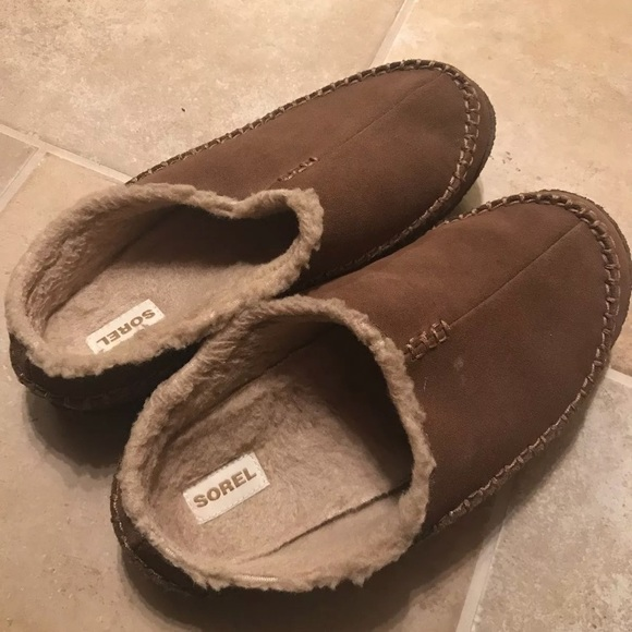 c74f869c5029 Men s 12 sorry falcon ridge slippers. M 5b270286de6f620aa3cd1960